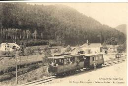 88 _  Vosges _   Vallée De Celles _ La Fauvette (les Vosges Pittoresques - France