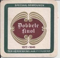 Bierviltje Dobbele Knol    NR 01041 - Bierviltjes