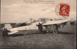Fêtes D´aviation Nancy-Jarville, 7 Et 8 Avril 1912 - 2 Kimmerling Au Départ Sur Son Monoplan Sommer - France