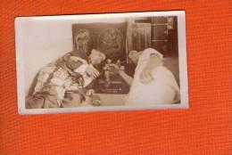 1 Photo Fumeur D'opium 11,5 X 6,5 Cm - Personnes Anonymes