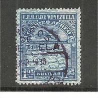 Ven.Mi.163 /  VENEZUELA - Flugpost   1.95 B. (1932). - Venezuela