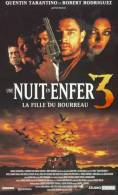 Une Nuit En Enfer  3  °°° Quentin Tarantino - Horreur