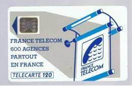 TARJETA TELEFONICA  -  France Telecom - Unclassified