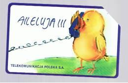 TARJETA TELEFONICA  -  Polska - Unclassified