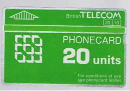 TARJETA TELEFONICA  - British Telecom - Unclassified