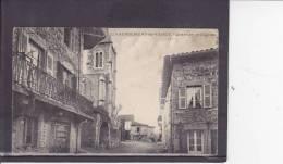 B  01 - CPA  De  L ' ABERGEMENT  De  VAREY  -  Quartier  De  L ' Eglise  En  1913 - France