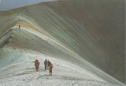 BELLA CARTOLINA  ISLANDA A RHYOLITE RIDGE NEAR VEGGJAGIL IN LONSORAEFI ICELAND - Islanda