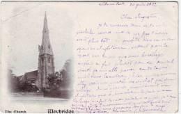 R.U Surrey Weybridge The Church - Surrey