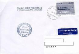 A122 - MISSIONI MILITARI DI PACE ITALIANE - ANTICA BABILONOIA - ONU MISSIONS  NATO - AERONAUTICA MILITARE - 6° R.O.A. - 6. 1946-.. Repubblica