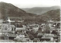 CPSM REMIREMONT (Vosges) - Vue Générale - Remiremont