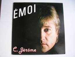 "MAXI - C. JEROME  - ZONE 1599776   "" EMOI ""  + 1 - 45 T - Maxi-Single"