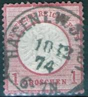 Hagen In Westfalen Auf 1 Groschen Rot Nr. 19 - Deutschland