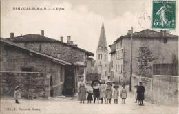 NEUVILLE-SUR-AIN L'EGLISE ANIMEE 01 - France