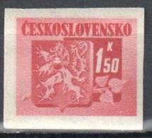 Czechoslovakia 1945 - Mi. 417 - MNH (**). - Tchécoslovaquie