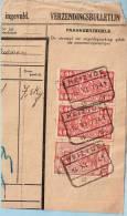 Spoorwegfragment, Afst. HEIZYDE 13/11/1941  --  Heizijde - 1923-1941