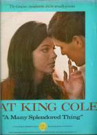 NAT  KING  COLE   * A MANY SPLENDOR THING * - Disco & Pop