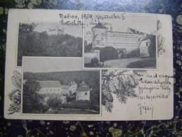 Racice-1909 -cca 1900    (2042) - Repubblica Ceca