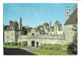 Cp, 29, Saint-Vougay, Château De Kerjean, Voyagée 1973 - Saint-Vougay