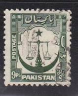 Pakistan, 1948-56, SG 26, Used - Pakistan
