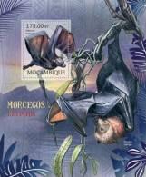 m12213b Mozambique 2012 Bat s/s
