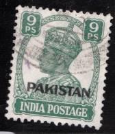 Pakistan, 1947, SG  3, Used - Pakistan