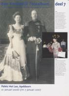 Brochure / Broschüre Een Koninklijk Fotoalbum Deel 7 - Dutch Royal Family - Queen Wilhelmina - Queen Juliana - Praktisch