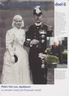 Brochure / Broschüre Een Koninklijk Fotoalbum Deel 6 - Dutch Royal Family - Queen Wilhelmina - Queen Juliana - Praktisch