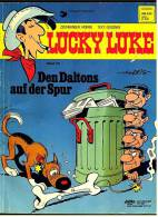 Comics Lucky Luke : Den Daltons Auf Der Spur  ,  Band 23  Von 1984  ,  Delta Verlag - Books, Magazines, Comics