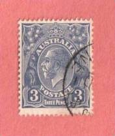 AUS SC #72  1929 King George V