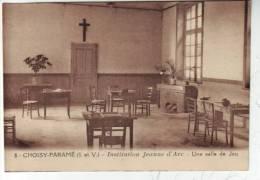 CPA  CHOISY PARAME Institution Jeanne D'Arc Harmonium - Sonstige Gemeinden