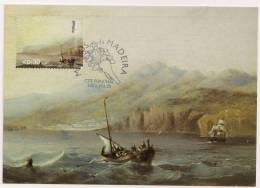 Portugal - Madeira  (2003)  Maxi-Karte / MC  Mi.Nr. 223  Gest. / Used  (bl18) - Cartoline Maximum