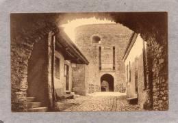 36702   Belgio,    Bouillon  -  Interieur  Du  Chateau  -  2me  Pont-levis  -  Les  Corps  De  Garde,  NV - Bouillon