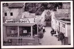 VALKENBURG - Gemeente Groot - Ingang -  Geschreven - Circulé - Circulated - Gelaufen - 1953. - Valkenburg