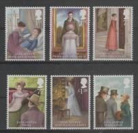 GB - UK (2013) - Set -  /   Jane Austen - Nuevos