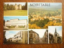 Noiretable (42  ) Multivue De Noiretable - Noiretable