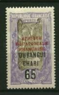 Oubangui N° 67 & 68 Neuf *  Cote Y&T  4,60 €uro  Au Quart De Cote