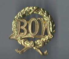 """Conscription/Insignes De Conseil De Révision/Insigne/""""Bon """" / Vers 1930-1940 D179 - Other"""