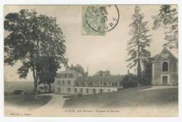 27 - St-Just         Château Du Rocher - France
