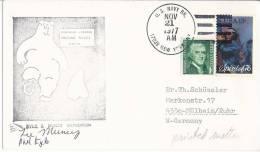 6488 - Morning-Erebus Volcanic Project U,S. Navy 21.11.1977 - Philatélie Polaire