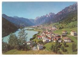 E2202 Auronzo Di Cadore (Belluno) - Tre Cime E Cima Dodici / Viaggiata 1984 - Altre Città