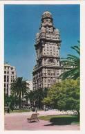 Palacio Salvo , MONTEVIDEO , Uruguay , 40-60s - Uruguay