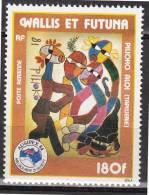 Wallis Et Futuna - Ausipex 84 - Neufs ** PA 139 - MNH - Poste Aérienne