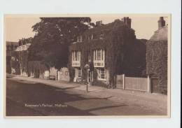 Rosemary's Parlour Midhurst England Old PC - England