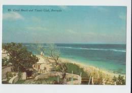 Coral Beach And Tennis Club Bermuda Old PC - Bermuda