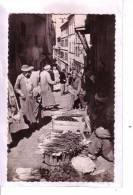 Alger         La Casbah Marchand De Légumes - Algerien