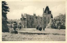 Ham-sur-Heure - Le Château -1960  ( Voir Verso ) - Ham-sur-Heure-Nalinnes