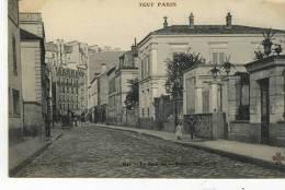 CPA (PARIS    12e)  La Rue  De La VOUTE  (tout Paris) - Arrondissement: 12