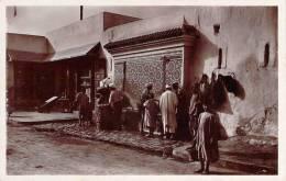 Rabat - Fontaine En Mosaïque Du Marché - Rabat