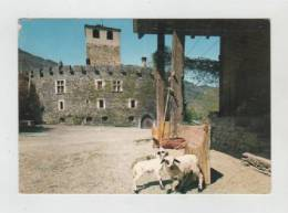 Castello Di Introd-aosta - Italia