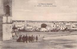 Rabat - La Montée Aux Oudaïas - Rabat